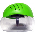 Neon Green Leaf design Revitalisesr