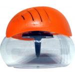 Neon Orange Leaf design Revitalisesr